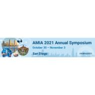 AMIA 2021 ANNUAL SYMPOSIUM