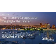 11th Annual Multimodality Cardiovascular Imaging for the Clinician