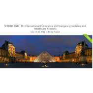 15th International Conference on Emergency Medicine and Healthcare Systems ICEMHS 2021