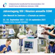 Swiss Society of Intensive Care Medicine Annual Congress 2021