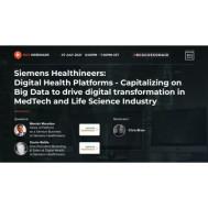 Siemens Healthineers: Digital Health Platforms - Capitalizing on Big Data