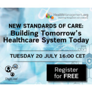 New Standards of Care: Building Tomorrow's Healthcare System Today