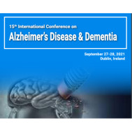 15th International Conference on Alzheimer's Disease & Dementia 2021