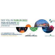 12th Congress of the European Pain Federation (EFIC 2022)