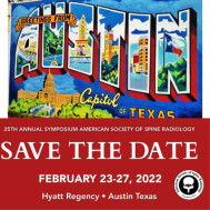 American Society of Spine Radiology Annual Symposium (ASSR 2022)