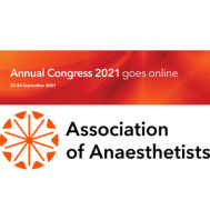 Association of Anaesthetists Annual Congress 2021