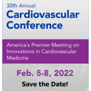 30th Annual Cardiovascular Conference