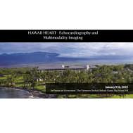 Hawaii Heart: Echocardiography & Multimodality Imaging