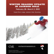 Winter Diagnostic Imaging Update In Jackson Hole 2022