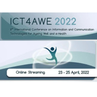 ICT4AWE 2022-8th International Conference on ICT for Ageing Well & e-Health