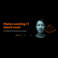 The world's first photon-counting CT Launch event