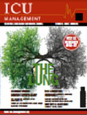 Cover Image ICU Management Issue 1/2015