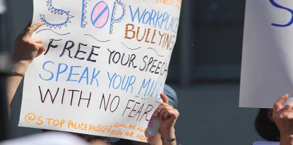 Bullying at Work: A Vicious Circle