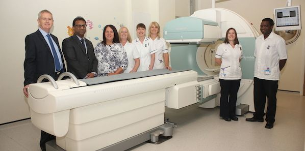 New Imaging System Enhances Paediatric Procedures