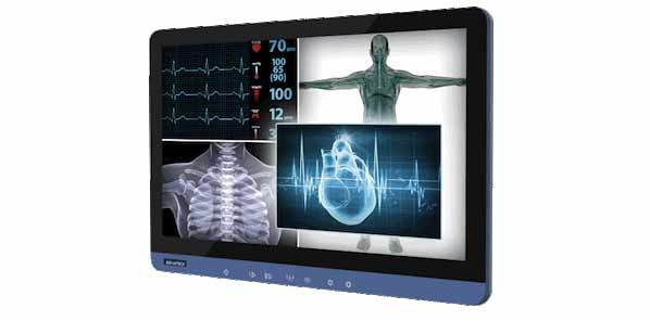 """Innovative 24"""" Point-of-Care Medical Touch PC Released"""