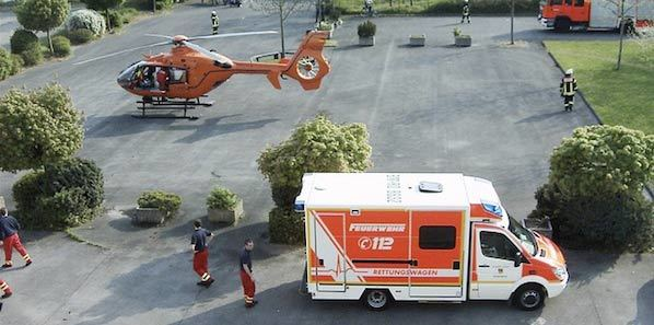 By Road or By Air? An Ambulance Costs Analysis