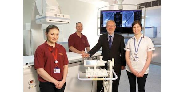 St Thomas' Hospital Boosts ERCP with Siemens' Artis zee MP System