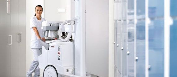 Agfa HealthCare's DX-D Mobile Retrofit Further Enhances X-ray Quality, Offers DR