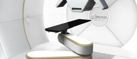 Varian Medical Systems's ProBeam Proton Therapy System FDA Approved