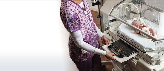 High-Risk Neonatal ICU Installs Carestream's DRX-Revolution