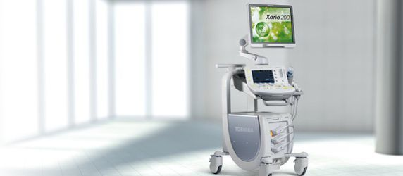 MEDICA 2013: Toshiba Ultrasound Introduces new XarioTM