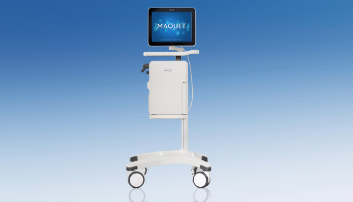 MAQUET Launches SERVO-U™, the New Intuitive Platform for Ventilation in Critical Care