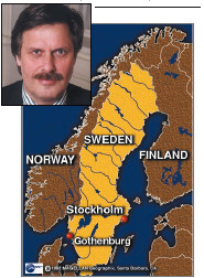 Crises of Success : Elder Care in Sweden