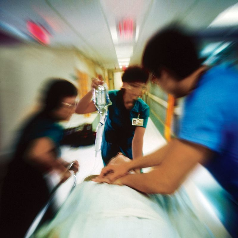 When ICUs Get Busy, Doctors Triage Patients More Efficiently, Study Finds
