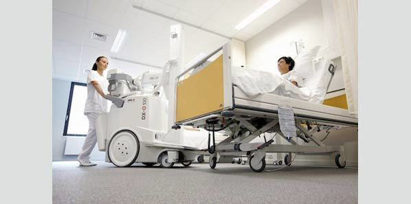 #ECR15: Agfa HealthCare Showcases New Features on DX-D 100
