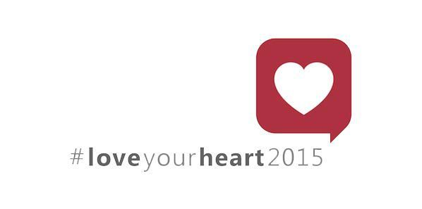 #loveyourheart2015 : ESC Valentine's Day Campaign Promoting Heart Health