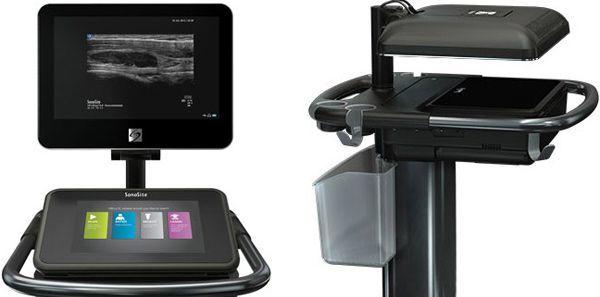 Ultrasound System Developed for the ER
