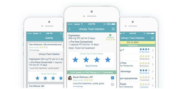 A Peer Review Platform for Physicians