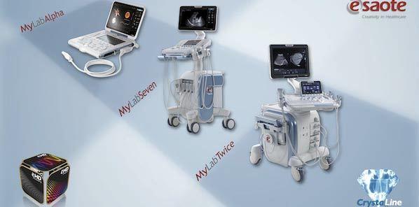 Esaote Enhances Ultrasound with CrystaLine Technology