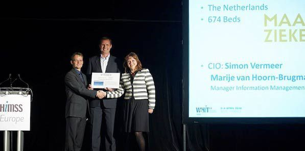WoHIT 2014: HIMSS Europe Stage 6 Awards Presented to Four New Hospitals