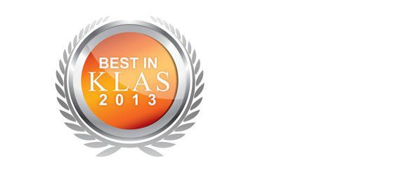 Best in KLAS Award for Sectra's Acute Care PACS