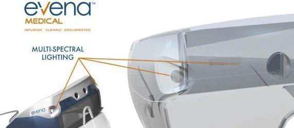 RSNA 2013: Evena Medical Presents Patient Vein Detecting Smart Glasses Solution