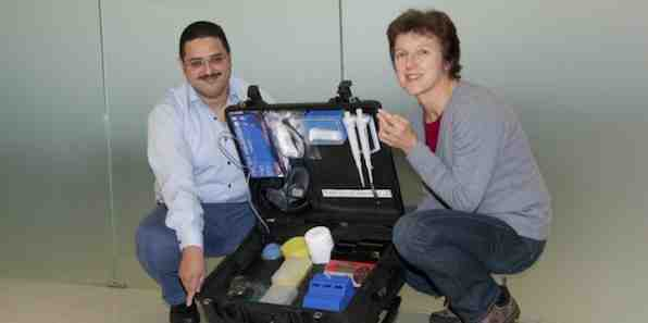 Diagnostics-In-A-Suitcase for Ebola