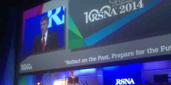 RSNA 2014: Reflect on the Past, Prepare for the Future