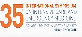 35th International Symposium on Intensive Care Medicine (ISICEM) 2015