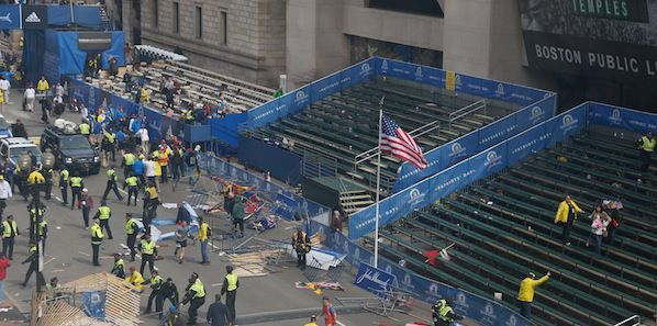 Boston Marathon Bombing: Lessons From A Radiology Department
