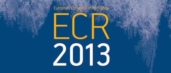 2013 European Congress of Radiology Online Innovations