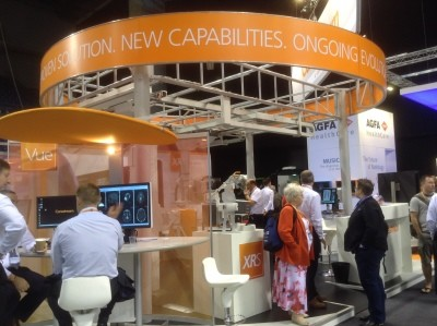 Carestream Advanced Imaging Technology on Show At UKRC 2015, Liverpool, England