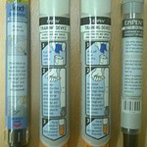 adrenaline auto-injectors