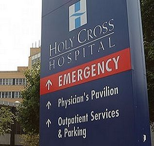 Holy Cross Hospital in Chicago