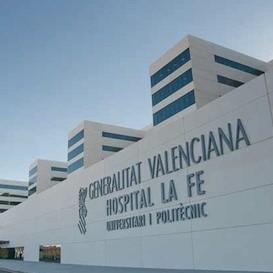 Stage 6 Hospital La Fe Spain