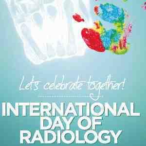 International Day of Radiology 2015 logo