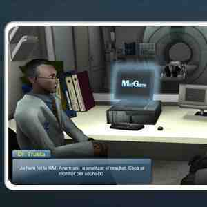 Screenshot from MEDGAME 1