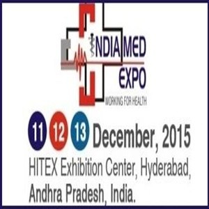 2015 India Med Expo - The 5th International Medical Conference and Expo