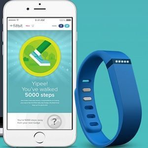 Fitbit Flex wireless activity tracker