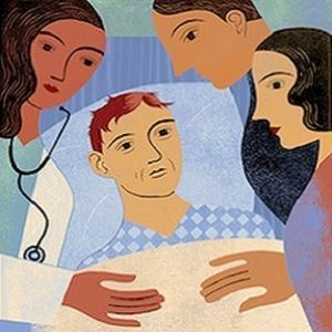how doctors address suffering